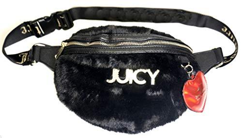 Juicy Couture Furilicious - Borsa per cintura, taglia unica, colore: Nero
