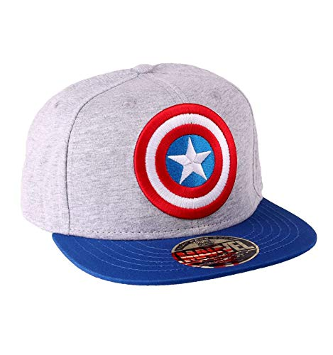 Marvel Casquette Captain America Authentic Shield