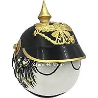 最新のPrushia Ball and Tricorne Pickelhaube The Prachian Army Helmet人形Countryballs Plushies 20cmコスプレポーランドボールぬいぐるみ