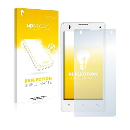 upscreen Entspiegelungs-Schutzfolie kompatibel mit Medion Life E4503 (MD 99232) – Anti-Reflex Bildschirmschutz-Folie Matt