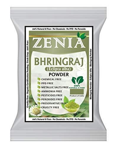 Zenia Bhringraj Leaf (Eclipta alba) Powder 100 grams