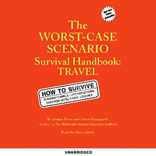 The Worst-Case Scenario Survival Handbook Titelbild