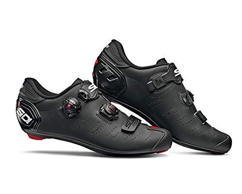 Sidi Ergo 5 Matt Chaussures de Cyclisme pour Homme, Noir Mat, 38