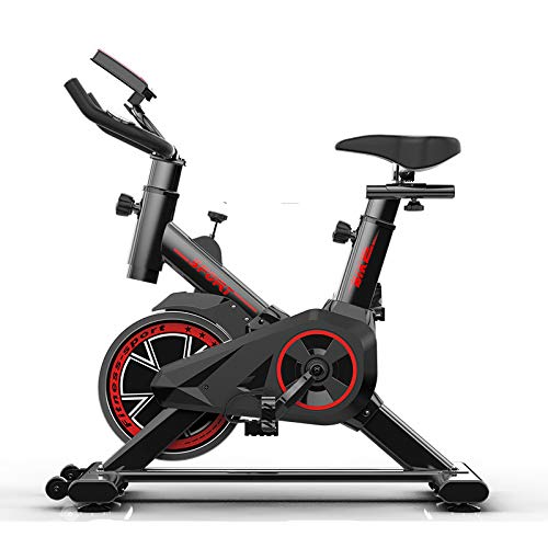 Spin Bike Professionale Cyclette Bici da Fitness Ergonomica Bicicletta Spinning Cyclette Indoor Cyclette Fitness Bicicletta da Spinning Bike Professionale Max.150KG