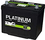 Platinum 12V 75AH S685L Heavy Duty Deep Cycle Leisure Marine Battery - 3