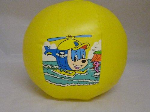 Perruche de 1994 de 23 centimètres Boule Googly Gonflable [Jouet]