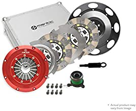 370Z Clutch M921248 Mantic Track Kit with Aluminium Cover Assembly | Twin Ceramic Clutch Plates | CSC | Solid Flywheel with Bolt Kit | Align Tool