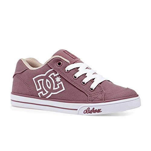 DC Shoes Chelsea TX - Shoes for Kids - Schuhe - Kinder - EU 36 - Rot