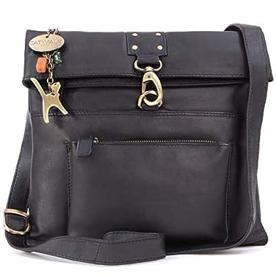 Catwalk Collection Handbags Women's Dispatch Cross-Body Bags
