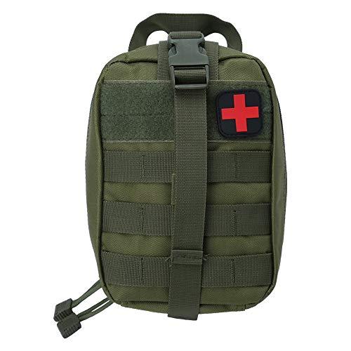 Bolsa de Primeros Auxilios de Supervivencia al Aire Libre Bolsa de Eme