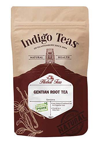 Indigo Herbs Enzianwurzel Tee 50g