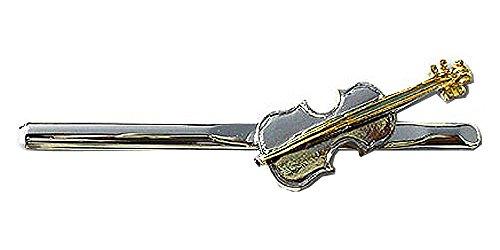 Desconocido Pinza de Corbata Violin II