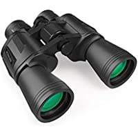 Ronhan 20x50 High Power Compact HD Military Binoculars with Case and Strap