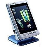 Localizador de ápice de endodoncia con pantalla LCD de 4.5 ', medidor de conducto radicular Herramienta de medición...