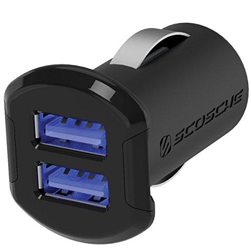 Scosche ReVolt Dual USB 12W cargador de coche
