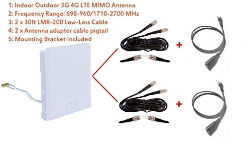 Antena MIMO 3G 4G LTE de Banda Ancha para Vodafone Wi-Fi Cube 4G Huawei E5180 E4180As-22 4G LTE CPE Router