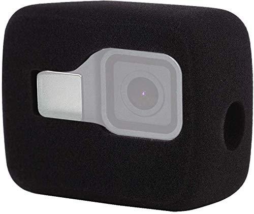 Linghuang Windslayer Windschutzscheibe für GoPro Hero 8 Black, Schaum Housing Gehäuse Abdeckung - Reduziert Windgeräusche für Optimale Audioaufnahmen