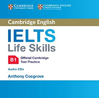 IELTS Life Skills Official Cambridge Test Practice B1 Audio CDs (2) (Official Cambridge Ielts Life)