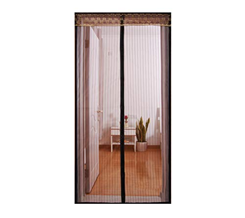 cortinas de exterior para puertas contra mosquitos