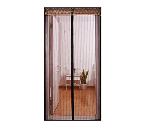 cortinas para puertas exteriores para mosquitos