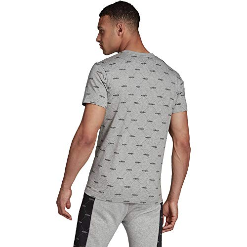 adidas Linear Graphic T-Shirt - S