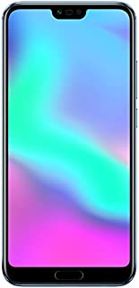 Honor Huawei 10 Dual Sim 128Gb Factory Unlocked 4G Smartphone International Version Glacier Grey