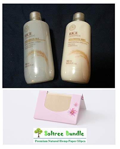 SoltreeBundle-Korean Beauty Best Rice  Nevada