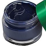 Allowevt Bálsamo para el cuidado del cuero Agente de reparación de color de cuero para muebles asientos de automóvil cinturones botas negro marrón blanco burdeos violeta azul