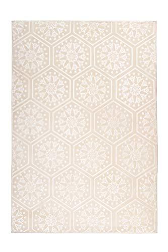 Arte Espina Teppich Monroe 200 Creme (200 x 290 cm)