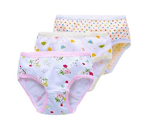 Ensemble de sous-vêtements pour garçons doux, ensemble de 3