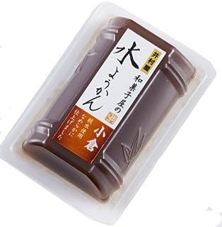 井村屋 和菓子屋の水ようかん(小倉) 83g×10個