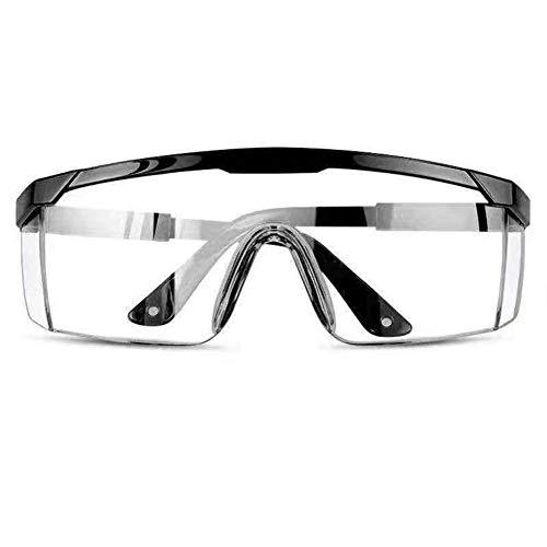 Schutzbrille,anti Spitting Speichel Splash Schutzbrille,anti-nebel-scratch-widerstandsfähiger Staub Windfest Augenschutz Brille Gläser 1 Pcs