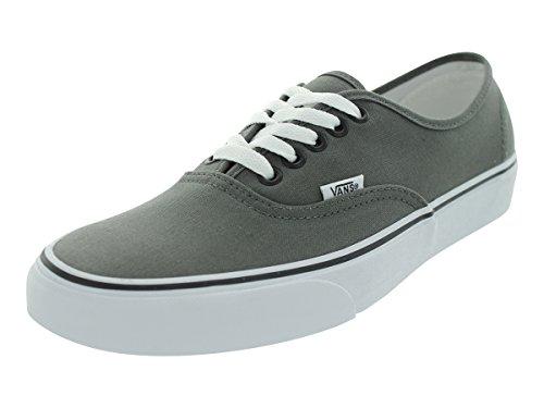 Vans Unisex-Erwachsene AUTHENTIC Sneakers, Grau (Grau (Pewter/Black), 43