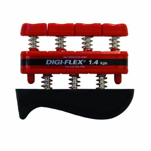 Digi-Flex Handtrainer Fingertrainer Digiflex (rot leicht)