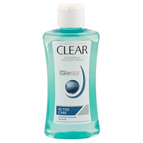 Clear Active Care Anti-Dandruff Hair Oil 150 ml