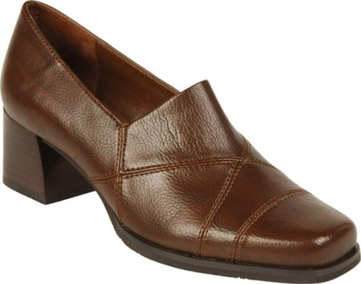 Franco Sarto Womens Roxy Square Toe Classic Pumps