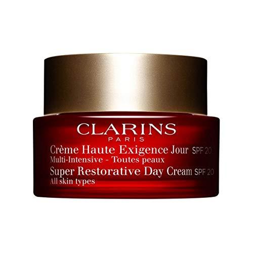 Clarins - Crema Alta Exigencia día SPF20 - Todas pieles - 50 ml