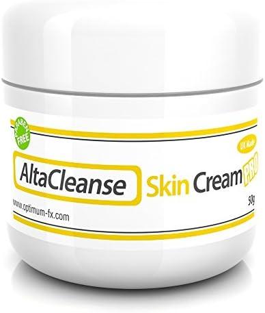 Crema AltaCleanse PRO Tratamiento Extrafuerte Para Granos Puntos Negros Manchas y Piel Problemática 50 gramos