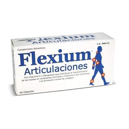 flexxium arti 60 capsulas