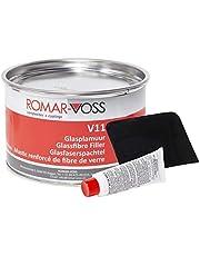 RESION Twee-componenten glasvezelspatel | 700 gram | Romar-Voss | met spatel en harder
