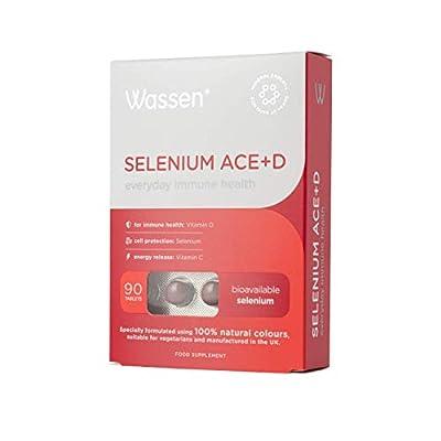 Selenium-Ace Tablets 90 Days from Selenium