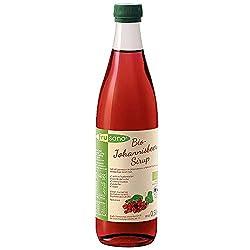 Frusano fructosefreier Johannisbeersirup