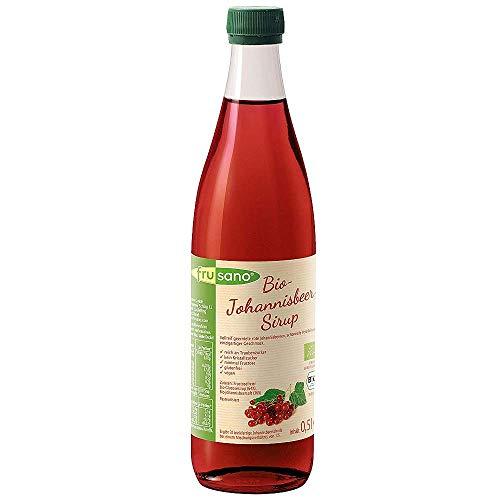 Frusano Johannisbeersirup, 500 ml