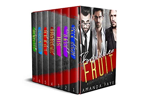 Forbidden Fruit Box Set (Forbidden Fruit Shorts) (English Edition)