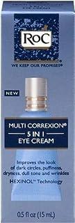كريم العين مالتي كوريكسيون 5 في 1 من روك، 0.5 أونصة سائلة