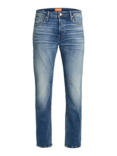 JACK & JONES Male Comfort Fit Jeans Mike Original JOS 411 3634Blue Denim