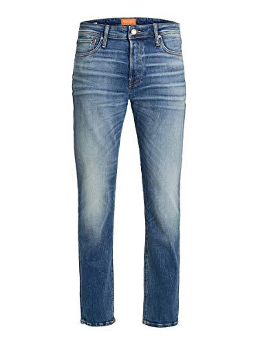 JACK & JONES Male Comfort Fit Jeans Mike Original JOS 411 3434Blue Denim