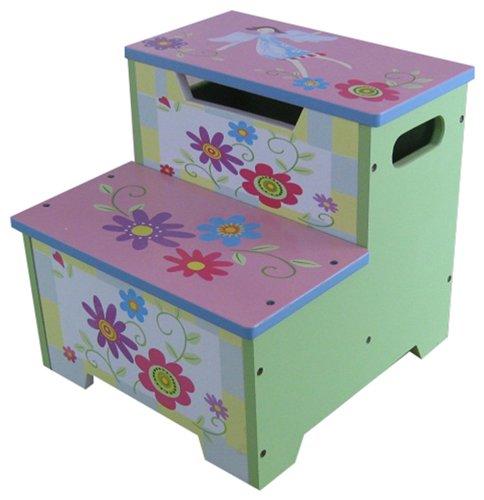 Liberty House Toys Fairy Garden étape Tabouret