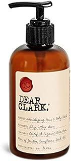 Dear Clark Revitalizing Hair & Body Wash, 8 fl.oz.