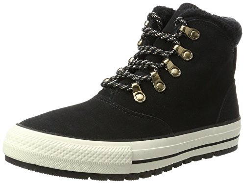 Converse CTAS Ember Boot HI Mens Skateboarding-Shoes 557935C_6.5 - Black/Black/EGRET